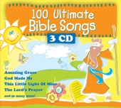100 Ultimate Bible Songs [digipak] 3 Cd Box Set by Various Artists