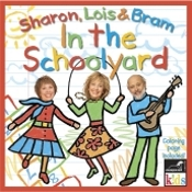 Sharon, Lois & Bram In The Schoolyard