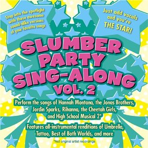 Slumber Party Sing-along Vol.2 by Various Artists