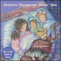 Mozart's Sleepytime Music Box CD + Booklet