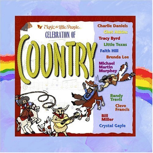 Celebration Of Country - Music For Little People