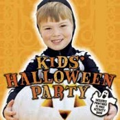 Kids Halloween Party by Various Artists