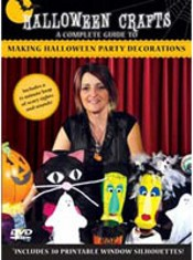 A Complete Guide To Making Halloween Party Decorations by Halloween Crafts