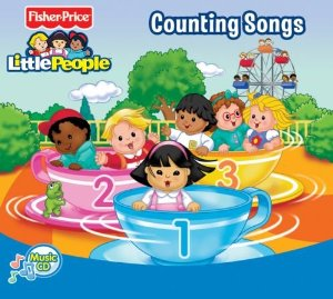 Counting Songs Little People