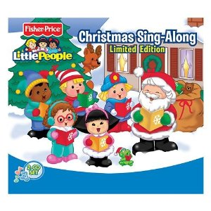 Christmas Sing-along CD | Little People | Kids Holiday Music