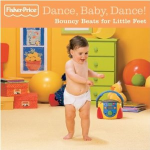 Dance, Baby Dance! Bouncy Beats For Little Feet