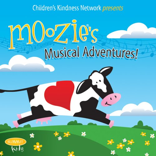 Moozie's Musical Adventures by Moozie The Cow