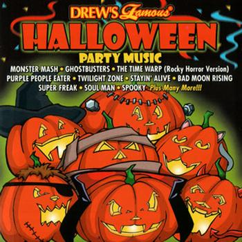16 Halloween Party Music Songs For Kids by Drew's Famous