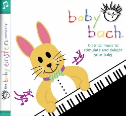 Baby Bach, A Soothing Classical Music Experience For Babies by Baby Einstein