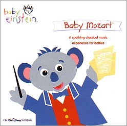 Baby Mozart, A Soothing Classical Music Experience For Babies by Baby Einstein