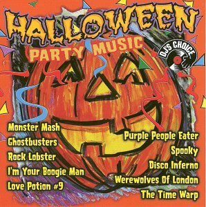 Halloween Party Music - Holiday Cd For Kids