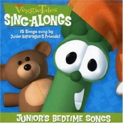 Veggietales Sing Alongs - Junior's Bedtime Songs Veggie Tales