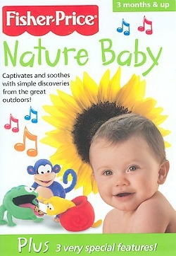 Nature Baby - A Baby Developing Collection W/ Bonus 24 Page Playguide Dvd Fisher Price