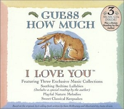 Guess How Much I Love You Music Collections 3 Cd Box Set