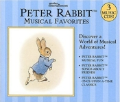 Peter Rabbit Musical Favorites by Beatrix Potter
