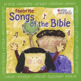 Favorite Songs Of The Bible, Lovely Songs That Tell A Tale by Baby Genius