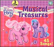 My Little Pony Musical Treasures by My Little Pony