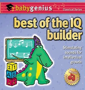 Best Of The Iq Builder by Baby Genius