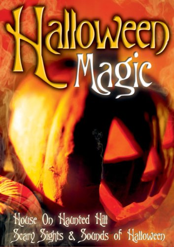 Halloween Magic Dvd With Bonus Movie - House On Haunted Hill