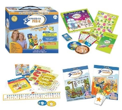 Hooked On Phonics - Hooked On Pre-k Deluxe Edition Complete Learning Kit Hooked On Phonics
