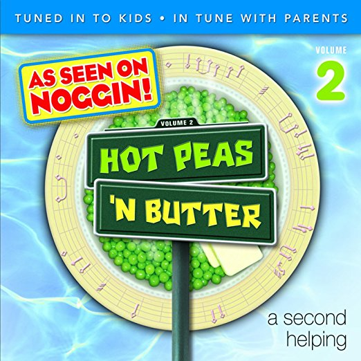 Hot Peas 'n Butter, Volume 2, 'a Second Helping' by Hot Peas 'n Butter