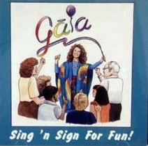 Sing N Sign For Fun! A Sign Language Cd As Seen On Pbs