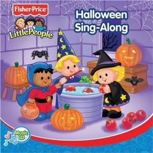 Halloween Sing-along Fisher Price