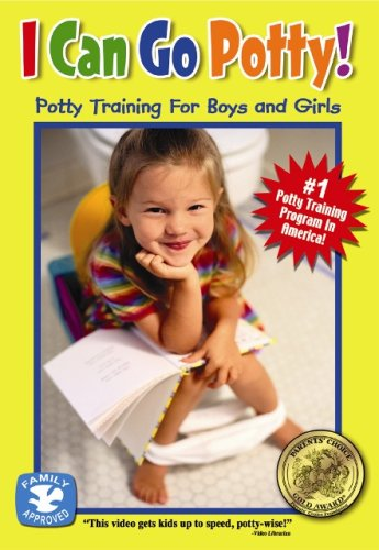 I Can Go Potty: Potty Training For Boys And Girls