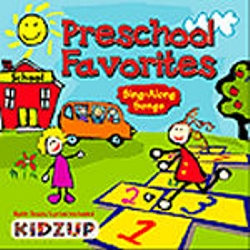 Preschool Favorite Sing Along Songs by Kidzup