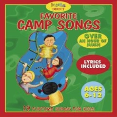 Favorite Camp Songs - 19 Funtime Songs For Children by Various Artists
