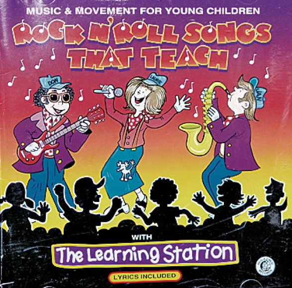 Rock N Roll Songs That Teach by The Learning Station
