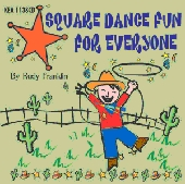 Square Dance Fun For Everyone - 2 Cd Set Plus Instruction Manual