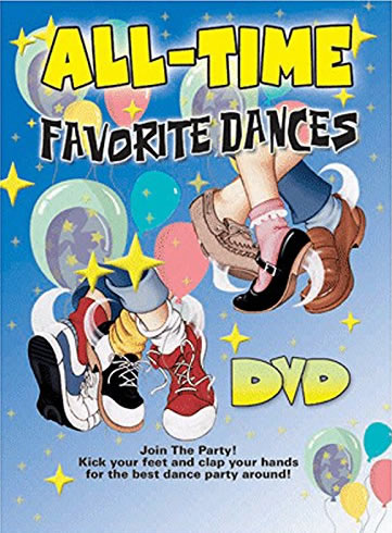 time favorite dances collection with lyrics and written instructions