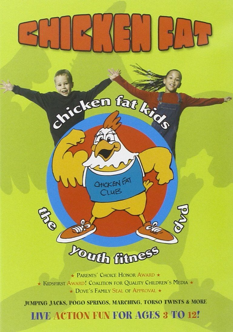 Chicken Fat Kids - The Youth Fitness Club Live Action Fun + Exercise by Meredith Willson