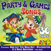 Party & Games Songs - Another Max & Rosie Adventure by Various Artists