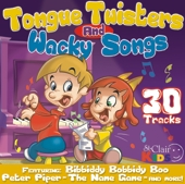 Tongue Twisters And Wacky Songs - Another Max & Rosie Adventure by Various Artists