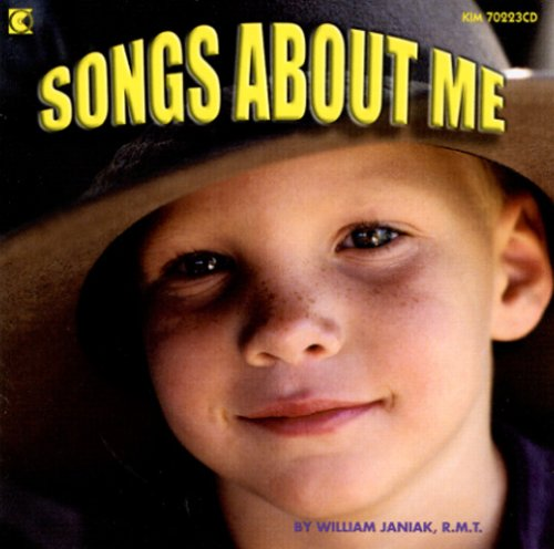 Songs About Me Cd By William Janiak by Kimbo Educational