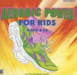 Aerobic Power For Kids Ages 4-10 by Kimbo Educational