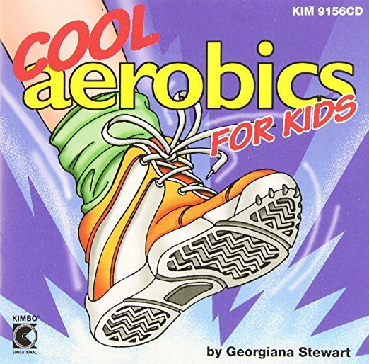 Cool Aerobics For Kids - Fitness Songs And Activities Cd By Georgiana Stewart