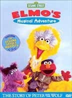 Elmo's Musical Adventures - The Story Of Peter And The Wolf Sesame Street