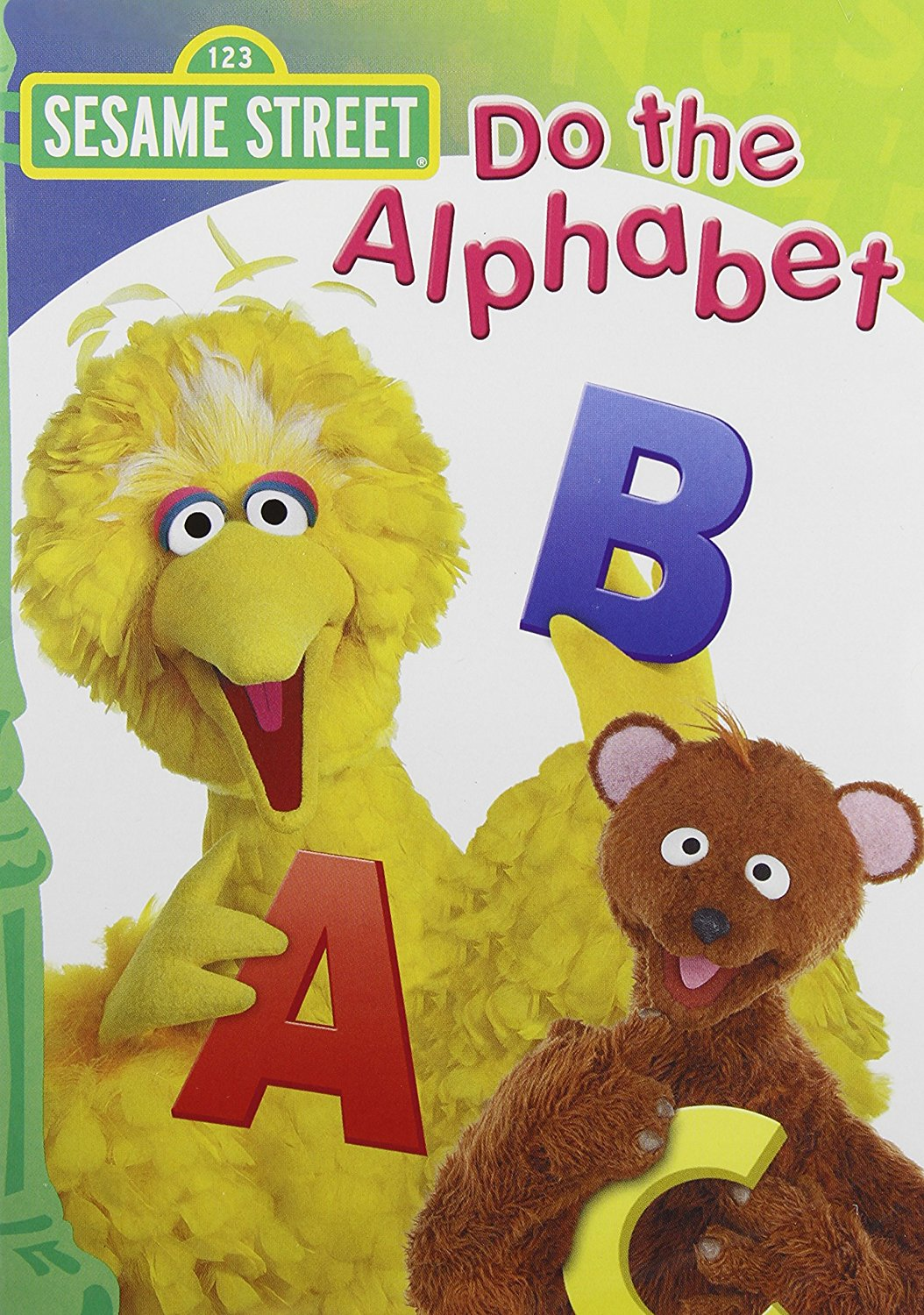 Sesame Street Sesame Workshop: Sesame Street Do The Alphabet Dvd