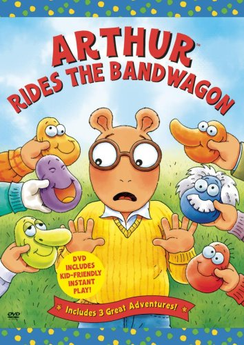Arthur Rides The Bandwagon by Arthur And Friends