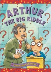 Arthur And The Big Riddle, It's A No Brainer, Rhyme For Your Life- 3 Great Adventures by Arthur And Friends