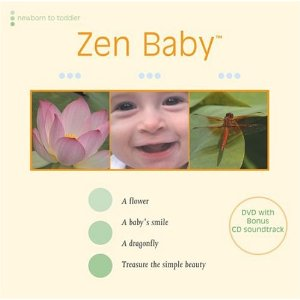 Zen Baby - Discover, Enjoy, Unwind - Sensory, Explorational Development  Cd + Dvd Set For Newborns And Toddlers