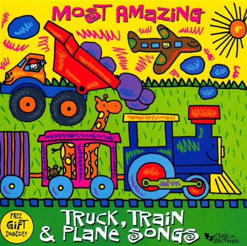 Most Amazing Truck, Train And Plane Songs by Various Artists
