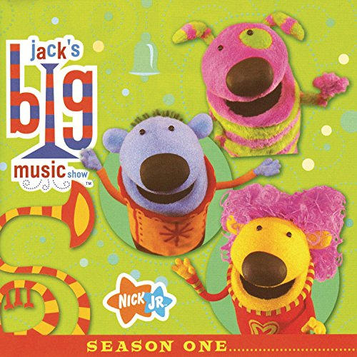 Noggin Tv Jack's Big Music Show - Nick Jr. Season One (1)