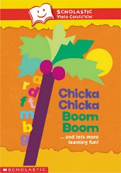 Chicka Chicka Boom Boom And Lots More Learning Fun With Catchy Tunes & Charming Stories! by Scholastic Video Collection