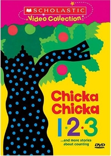 Chicka Chicka 1-2-3 And More Stories About Counting by Scholastic Video Collection
