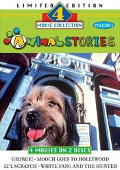 Classic Animal Stories Volume 1  2 Dvd Set Limited Edition by Various Artists