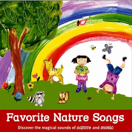 Favorite Mother Nature Songs - Discover The Magical Sounds 2 Cd Set